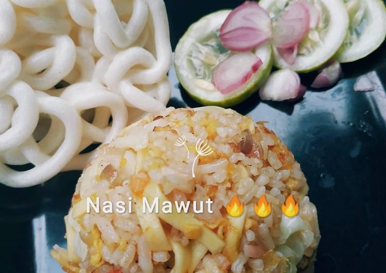 Nasi Mawut super hot