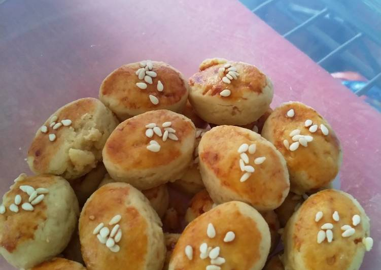 Kue kacang jadul NONA