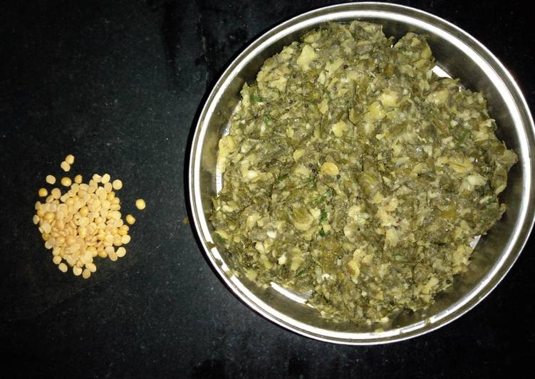 Easiest Way to Prepare Quick Curry leaves sabzi