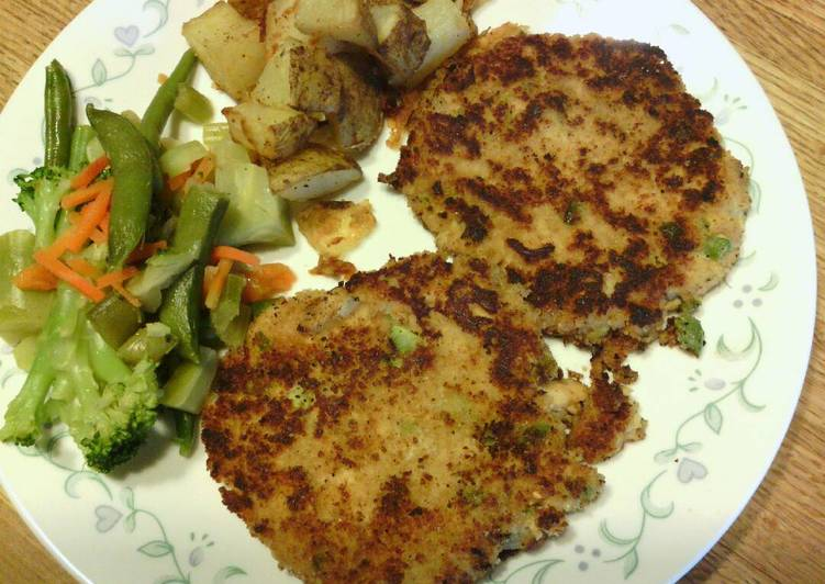 How to Prepare Yummy Chicken of the Sea Simple Salmon Cakes