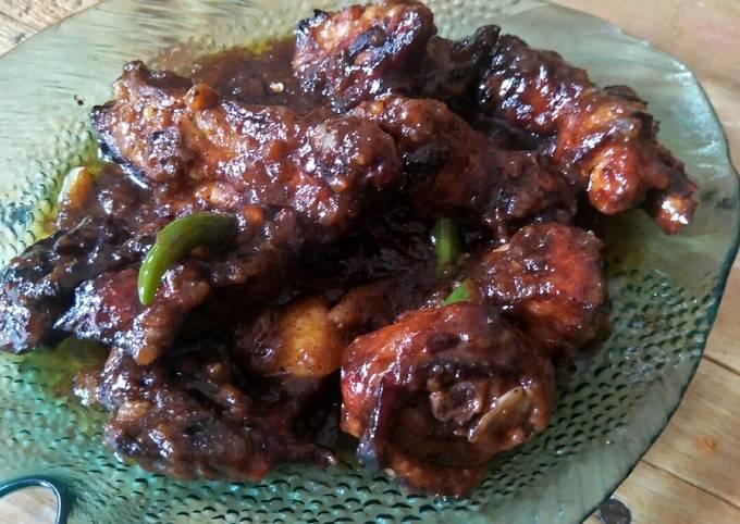 Ayam Masak Blackpepper