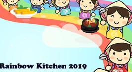Hình ảnh món ? Rainbow Kitchen 2019 ?