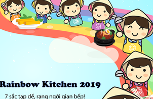 ? Rainbow Kitchen 2019 ?