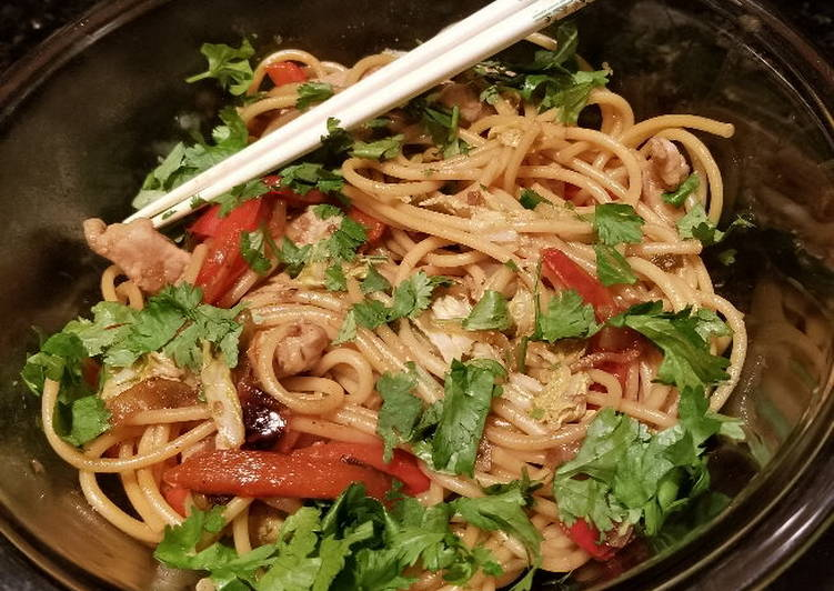 How to Cook Yummy Indonesian – Bami Goreng
