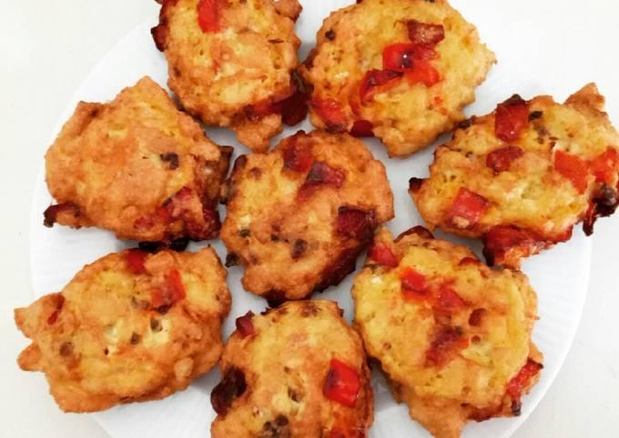 How to Make Delicious Fried Tofu with Eggs (Perkedel Tahu) *Vegetarian