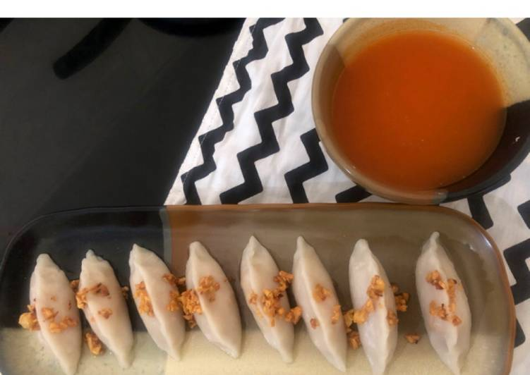 Choipan/ Chai Kue Bengkuang Isi Ebi