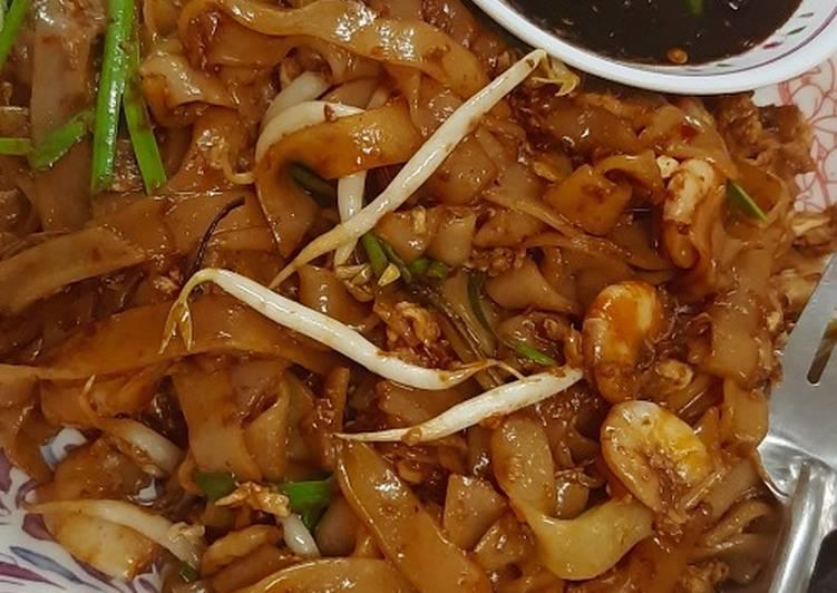 Resepi:  Kuey Teow Goreng Hao Liao  Terbaru