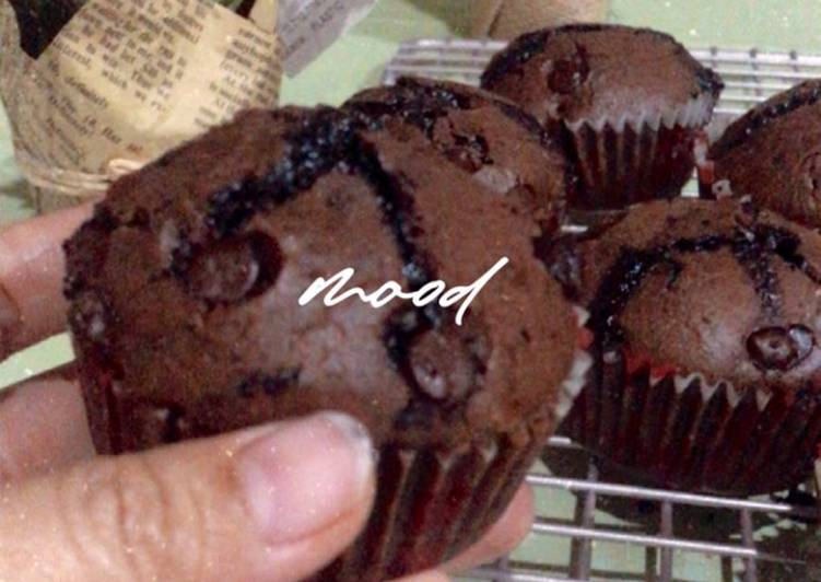 Triple Choco Muffin