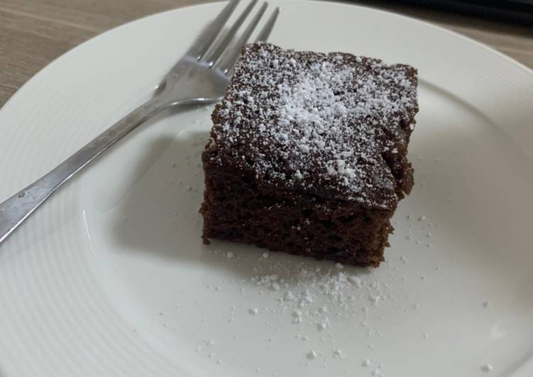 Recipe: Tasty Vegan Chocolate Cake