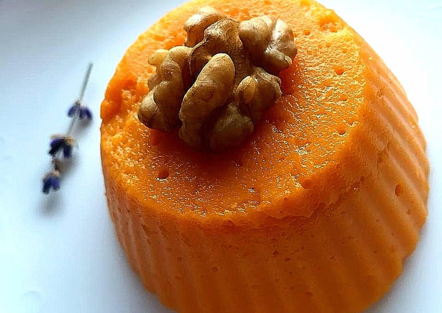 десерты из тыквы рецепты с фото сказать