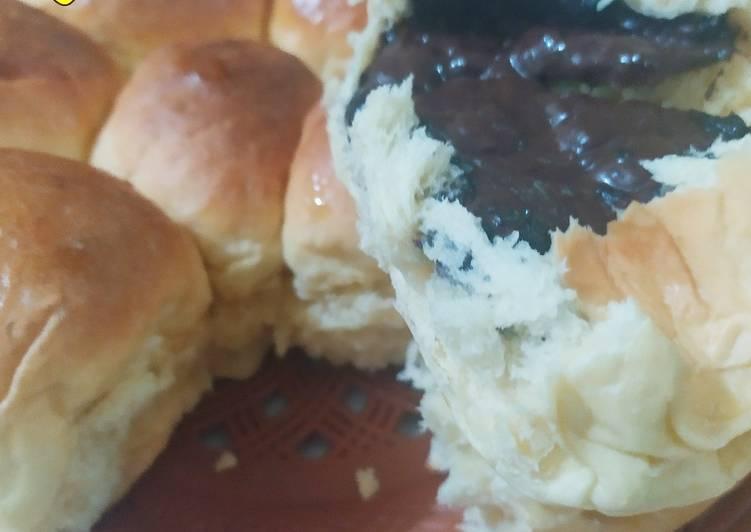 Roti Sobek Lembut