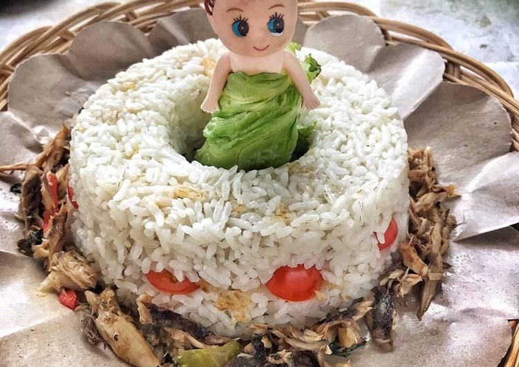 Tart Nasi Liwet - cookandrecipe.com