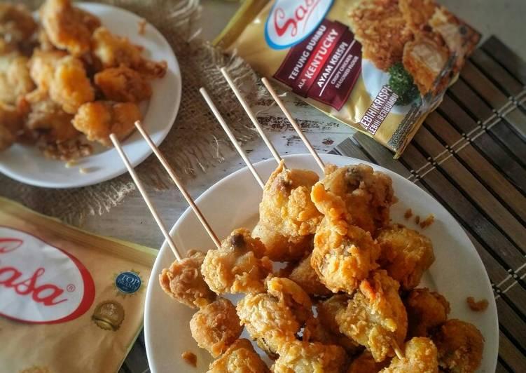 Tongkeng Ayam Goreng Crispy - velavinkabakery.com
