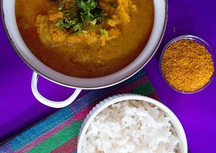 The Best Way to Produce Delicious Bengali mustard chicken