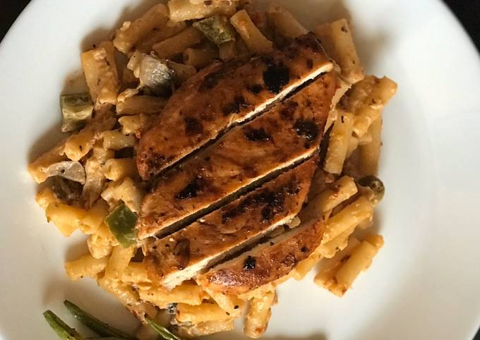 Chicken Alfredo #ramadan
