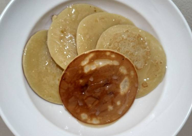Resep 10. Pancake Sederhana Ala Anak Kost Top