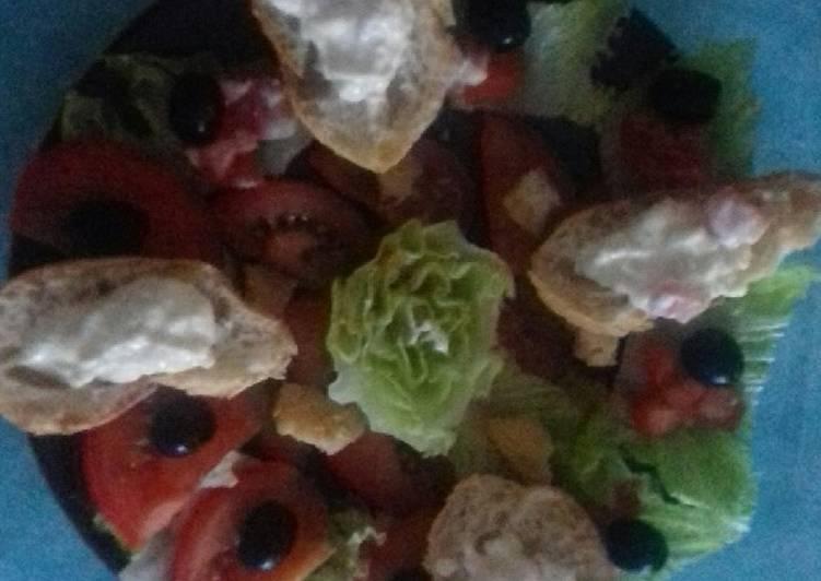 Salade cézar