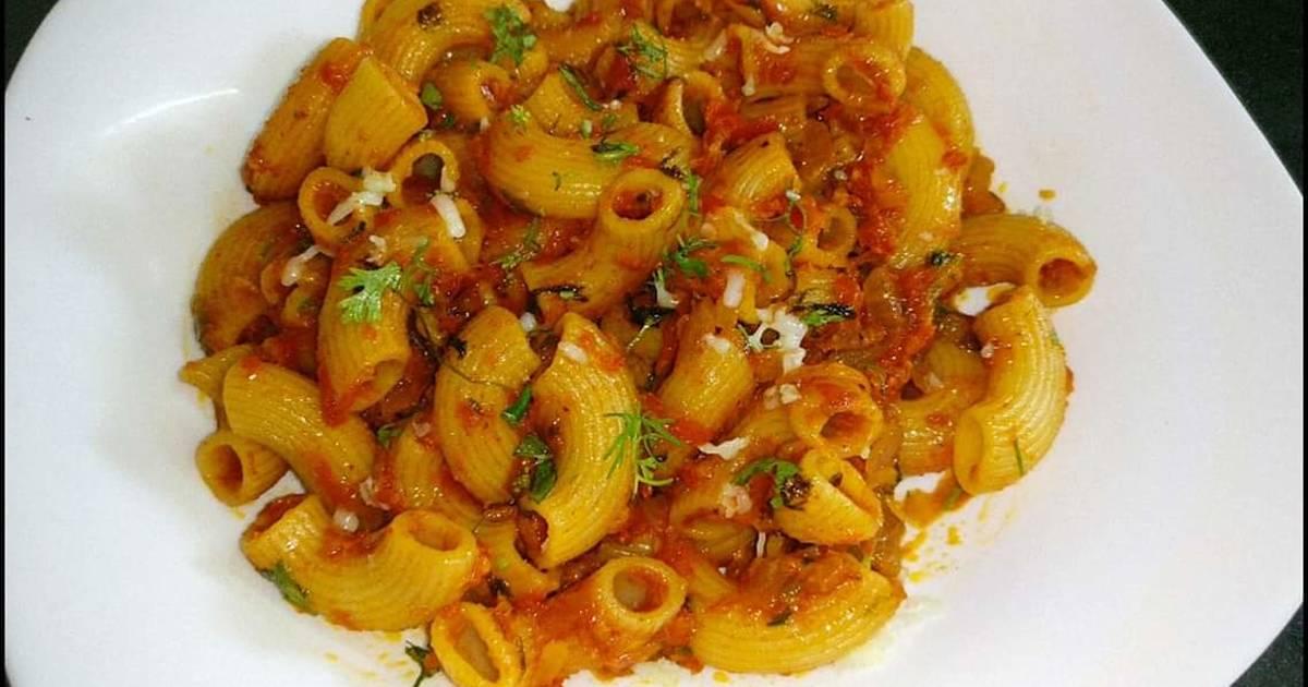 Macaroni Pasta Recipe By Sonu Cookpad