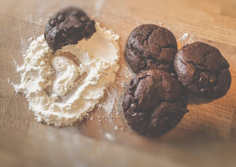 Comment Préparer Les Biscuits moelleux au chocolat
