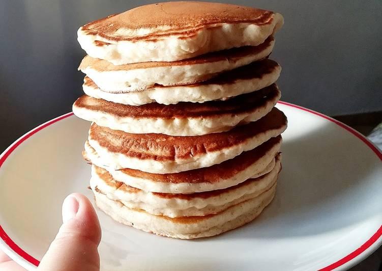 Pancake di Paperino (versione light)