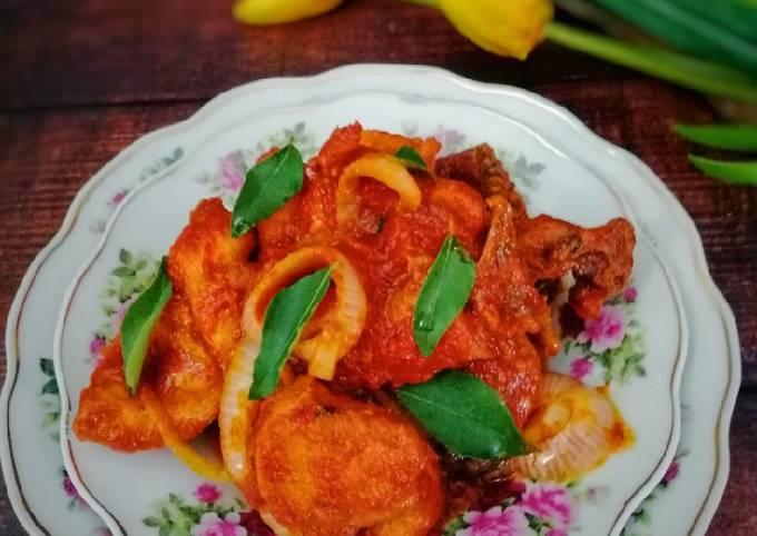 Resep 🇮🇩 Ayam Masak Bali, Bikin Ngiler