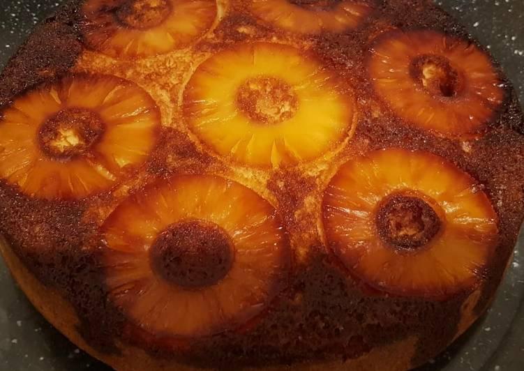 Le moyen le plus simple de Faire Délicieux Gâteau ananas