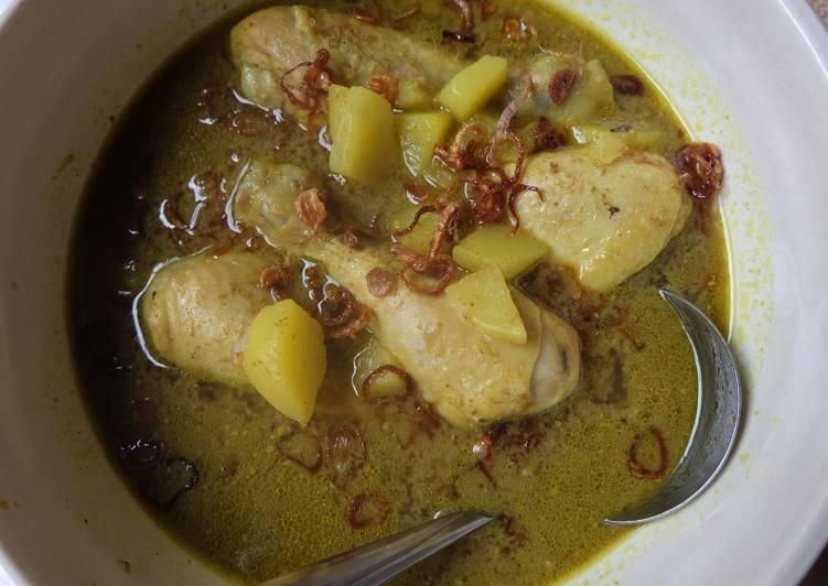 Kare Ayam Jawa