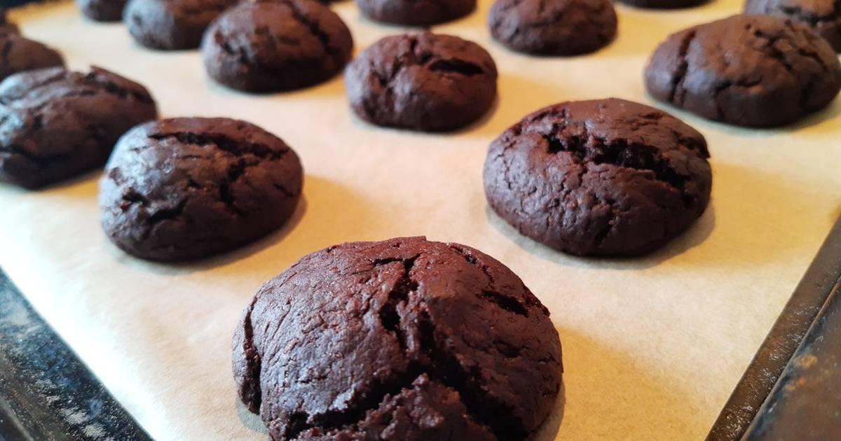 супер шоколадное печенье рецепт с фото дороге