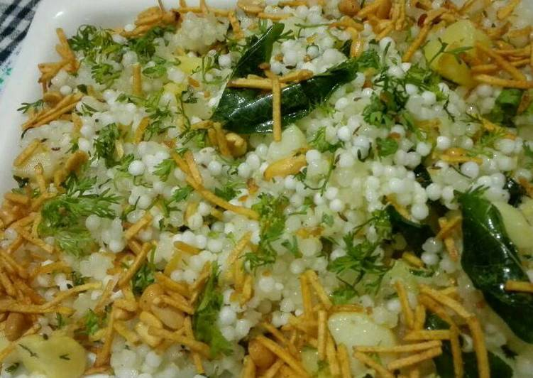 The Best Soft and Chewy Dinner Ideas Any Night Of The Week Sabudana khichdi