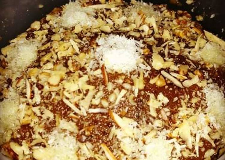 Step-by-Step Guide to Make Favorite Chany ke Dal or khajoor ka Halwa