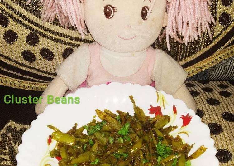 Guar fali/Cluster beans/legumes
