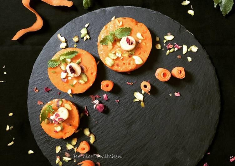 Step-by-Step Guide to Make Homemade Gajar Ka Halwa (Carrot Pudding)