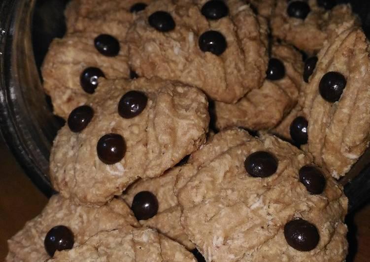 Coconut Cookies renyah