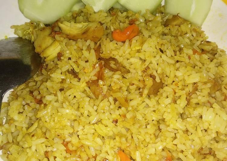 Resep Nasi Goreng Simple Ala Anak Kost Terbaik