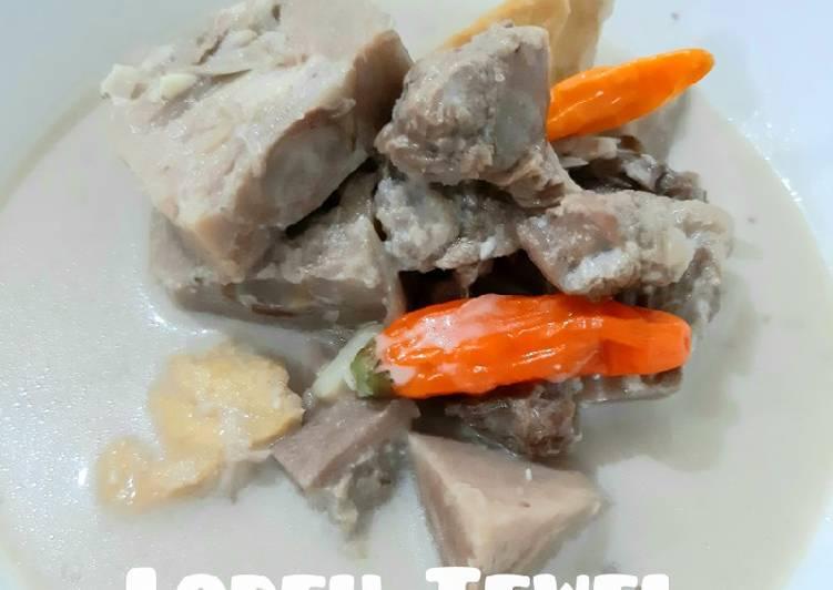 Lodeh Tewel
