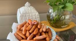 Hình ảnh món Bánh khoai mỡ chiên tuổi thơ