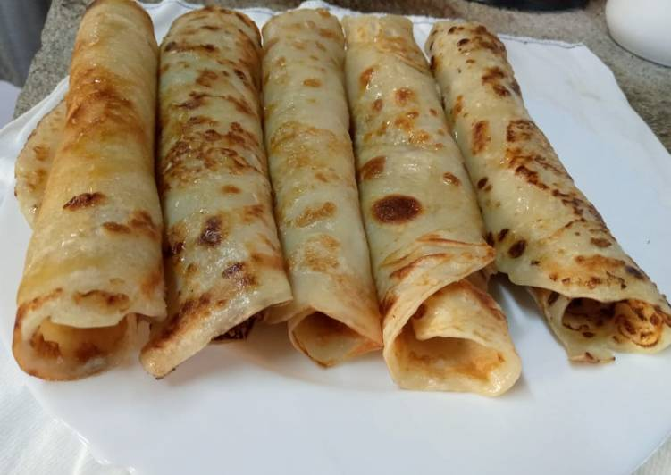 Recipe of Perfect Crepes