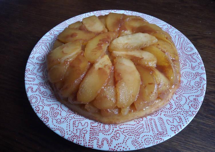 Recette: Tarte tatin aux pommes