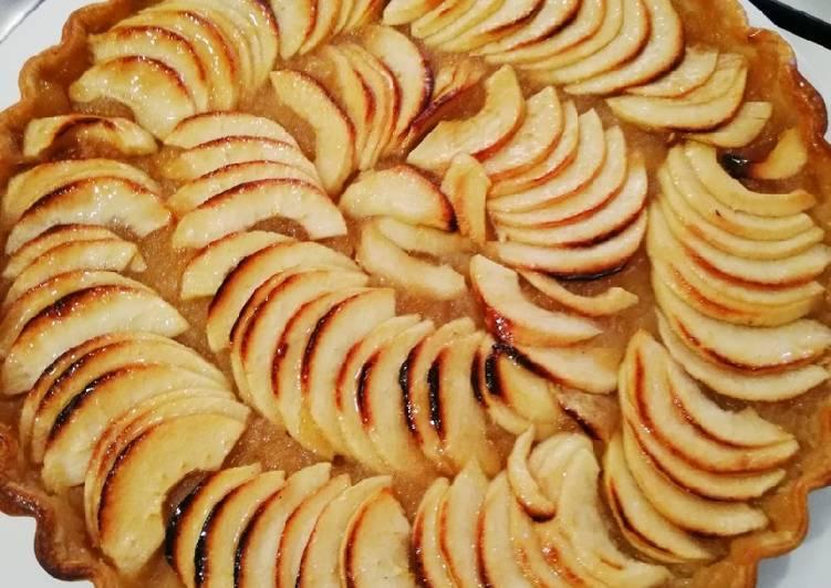 Recette: Tarte aux pommes