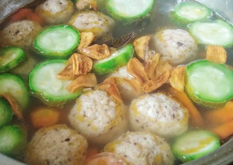 Resep Sup Kimlo Kuah Dashi Oleh Eva Sohif Cookpad