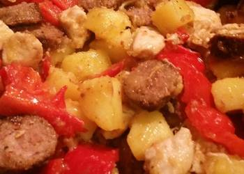 How to Recipe Yummy Chicken Campagnola