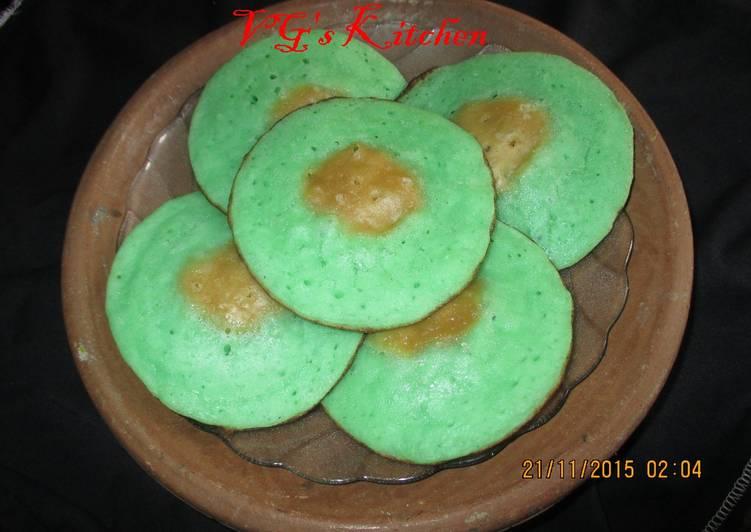 recette Sawahlunto de Pancake le délicieux