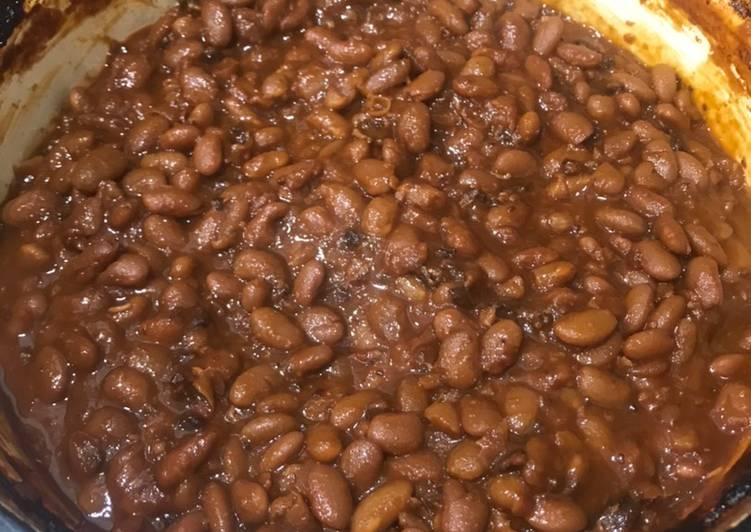 Recipe of Favorite Baked beans