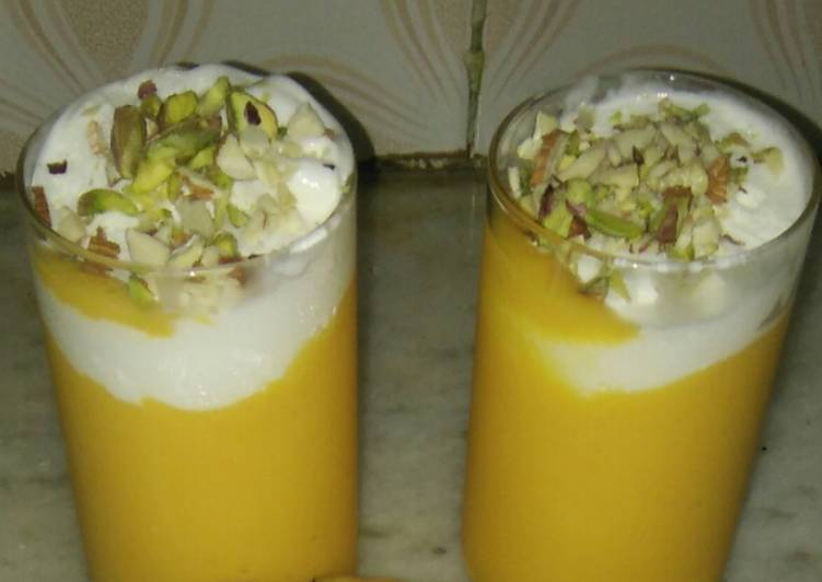 Step-by-Step Guide to Prepare Ultimate Mango sago delight