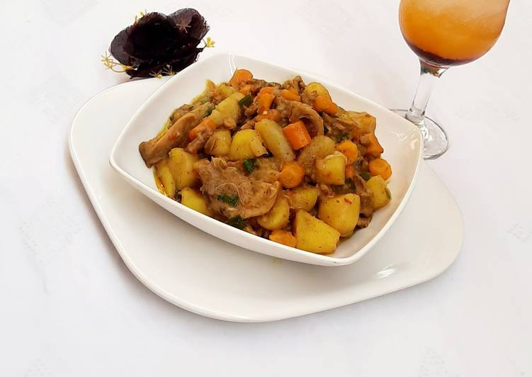 Recipe of Ultimate Sweet potato porridge