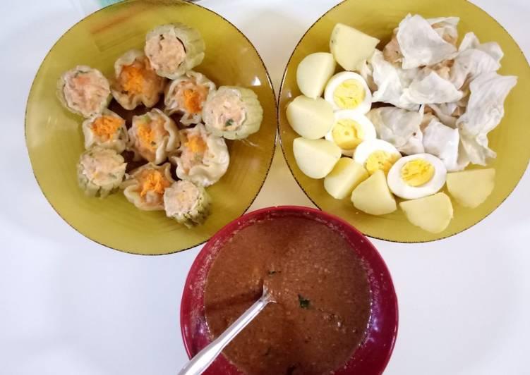 Resep Siomay bandung simple Yummy