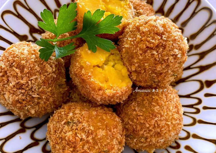Ricetta Light 💚 Crocchette di zucca senza frittura