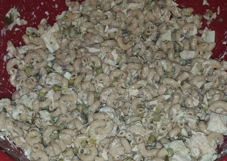 How to Make Perfect Quick Healthy Macaroni Tuna Salad