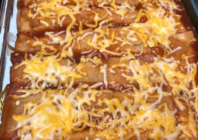 Steak Enchiladas, Helping Your Heart with Food