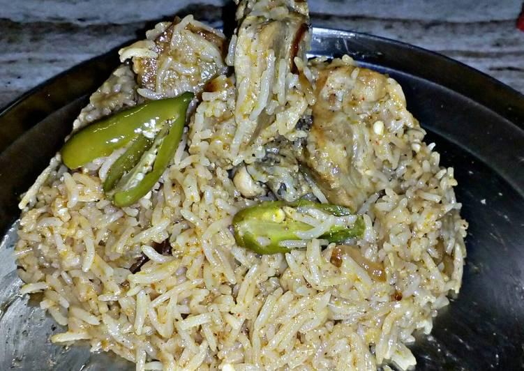 How to Prepare Yummy Dhakai Murg Pulao